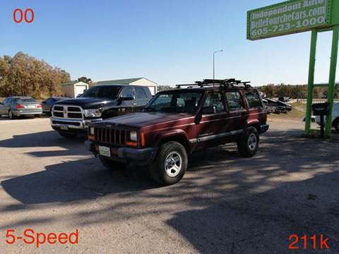 2000 Jeep Cherokee for sale in Belle Fourche, SD