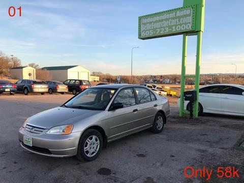 2001 Honda Civic for sale in Belle Fourche, SD