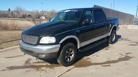 2002 Ford F-150 for sale at Independent Auto in Belle Fourche SD