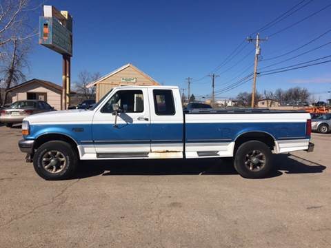 1993 Ford F-250 for sale in Belle Fourche, SD