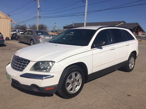 2005 Chrysler Pacifica for sale at Independent Auto in Belle Fourche SD