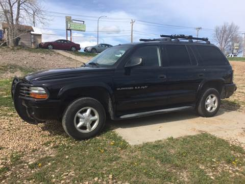 2001 Dodge Durango for sale at Independent Auto in Belle Fourche SD