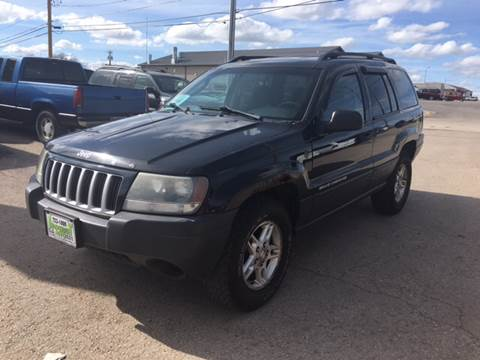 2004 Jeep Grand Cherokee for sale at Independent Auto in Belle Fourche SD