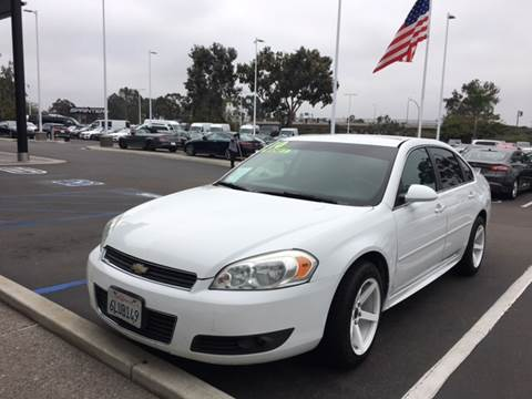 2010 Chevrolet Impala for sale in San Diego, CA