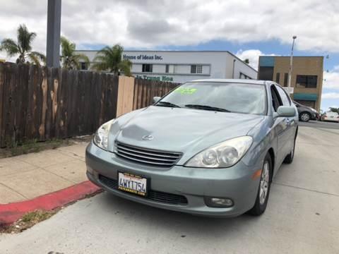 2002 Lexus ES 300 for sale at Paykan Auto Sales Inc in San Diego CA