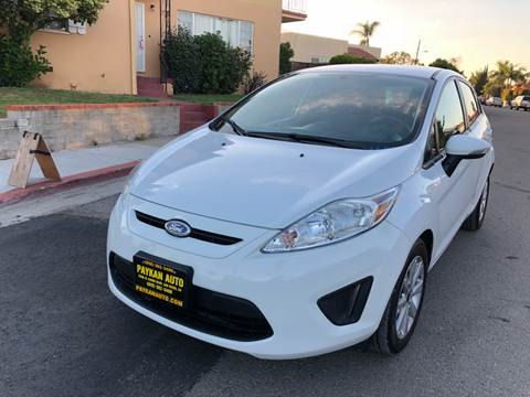 2013 Ford Fiesta for sale at Paykan Auto Sales Inc in San Diego CA