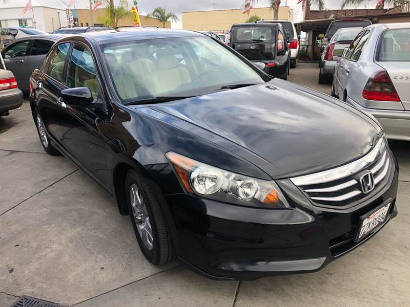 2011 Honda Accord for sale at Paykan Auto Sales Inc in San Diego CA