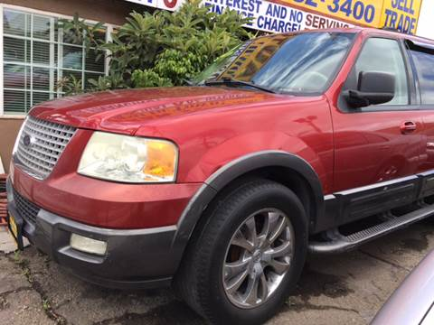 2004 Ford Expedition for sale in San Diego, CA