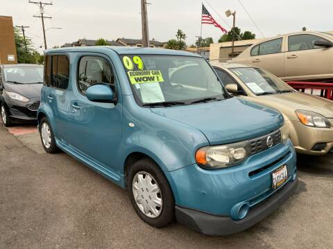 2009 Nissan cube for sale at Paykan Auto Sales Inc in San Diego CA