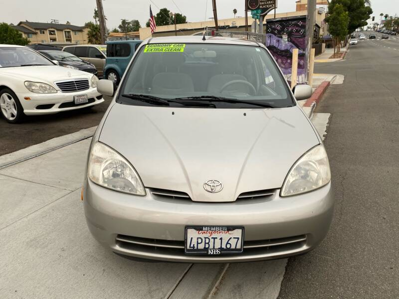 2001 Toyota Prius for sale at Paykan Auto Sales Inc in San Diego CA