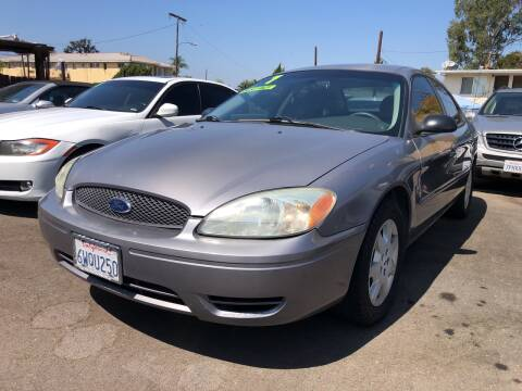 2007 Ford Taurus for sale at Paykan Auto Sales Inc in San Diego CA
