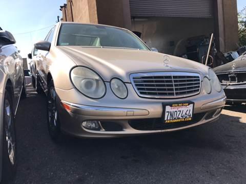 2006 Mercedes-Benz E-Class for sale in San Diego, CA