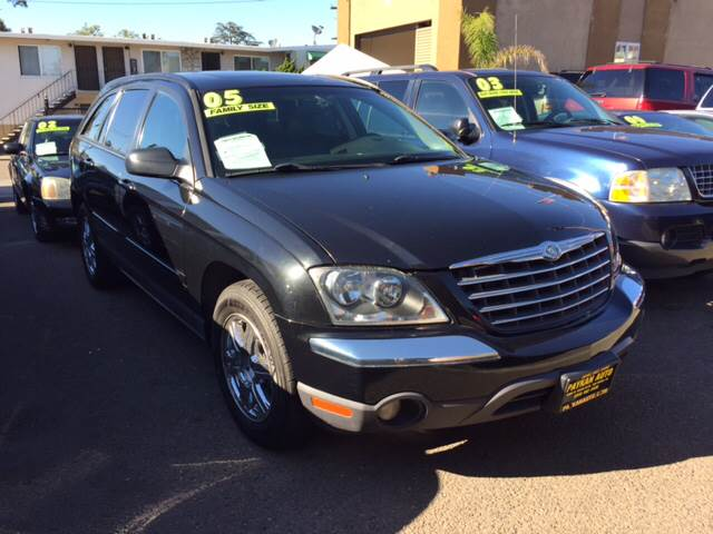 used chrysler pacifica for sale san diego ca cargurus. Black Bedroom Furniture Sets. Home Design Ideas