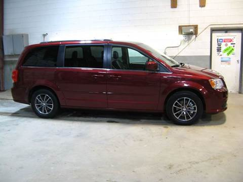 2017 Dodge Grand Caravan for sale at Galyen Auto Sales Inc. in Atkinson NE