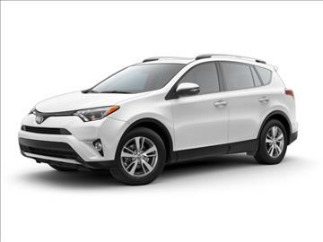 2017 Toyota RAV4 for sale in Huntington Beach, CA