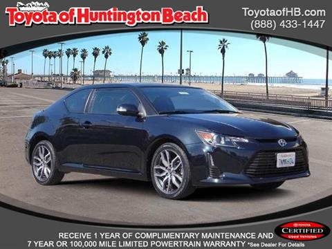 2016 Scion tC for sale in Huntington Beach, CA