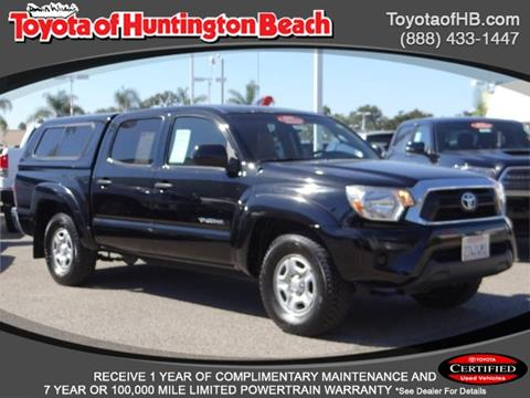 2014 Toyota Tacoma for sale in Huntington Beach, CA