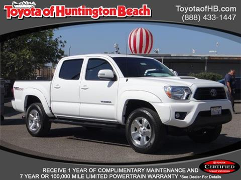 2015 Toyota Tacoma for sale in Huntington Beach, CA