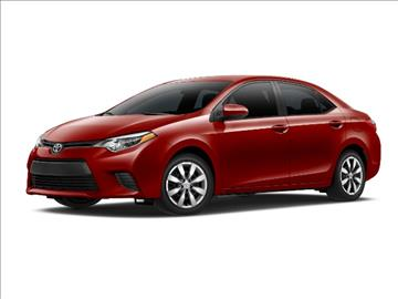 2017 Toyota Corolla for sale in Huntington Beach, CA