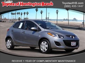 2013 Mazda MAZDA2 for sale in Huntington Beach, CA