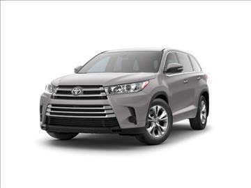 2017 Toyota Highlander for sale in Huntington Beach, CA