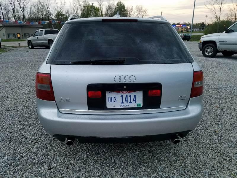 2004 Audi A6 AWD 3.0 Avant quattro 4dr Wagon - Akron OH