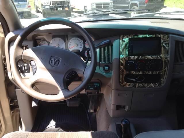 2003 Dodge Ram Pickup 2500 4dr Quad Cab SLT 4WD SB - Elma NY