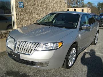2011 Lincoln MKZ Hybrid for sale in Smyrna, GA