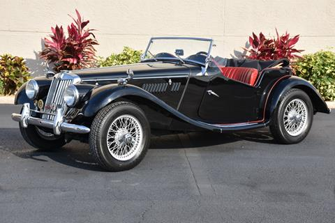 1954 MG TF for sale in Venice, FL
