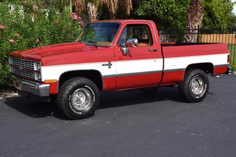 1984 Chevrolet C/K 10 Series for sale in Venice, FL