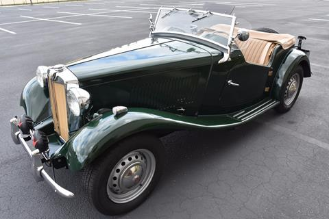 1953 MG TD for sale in Venice, FL