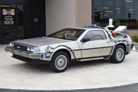 1981 Z Movie CAR Back TO THE Future