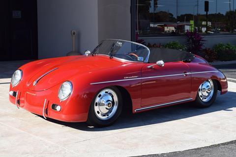 Porsche 356 Speedster For Sale