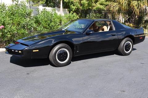1988 Pontiac Firebird for sale in Venice, FL