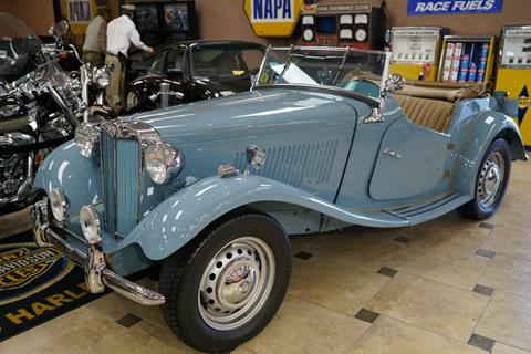 1952 MG TD for sale in Venice, FL