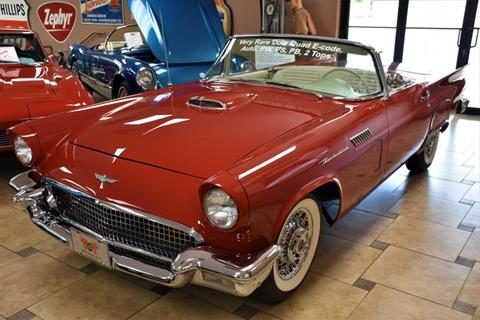 1957 Ford Thunderbird for sale in Venice, FL