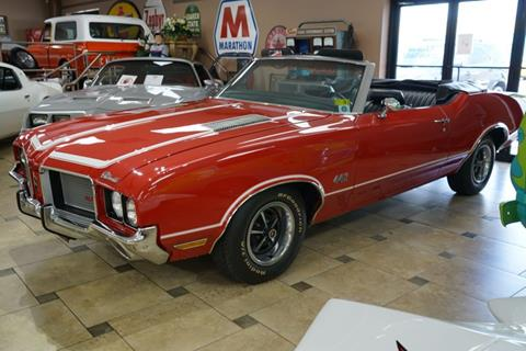 1972 Oldsmobile 442 for sale in Venice, FL