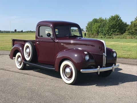 1940 Ford F-150 for sale in Venice, FL