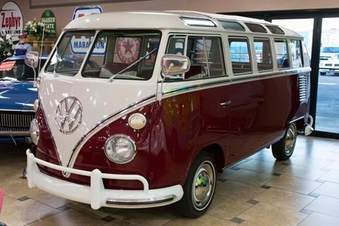 1966 Volkswagen Bus for sale in Venice, FL