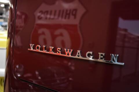 1966 Volkswagen Bus