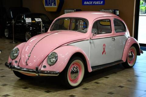 1955 Volkswagen Beetle for sale at Ideal Classic Cars in Venice FL