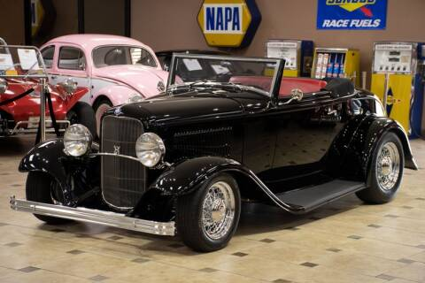 1932 Ford Cabriolet for sale at Ideal Classic Cars in Venice FL