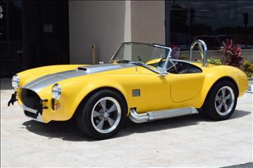 1966 Shelby Cobra for sale in Venice, FL