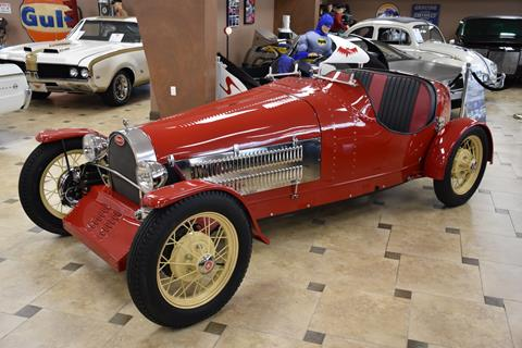 1928 Bugatti T35 Boattail for sale in Venice, FL