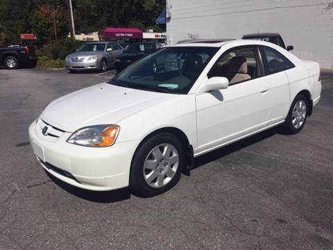 2002 Honda Civic for sale in Asheville, NC