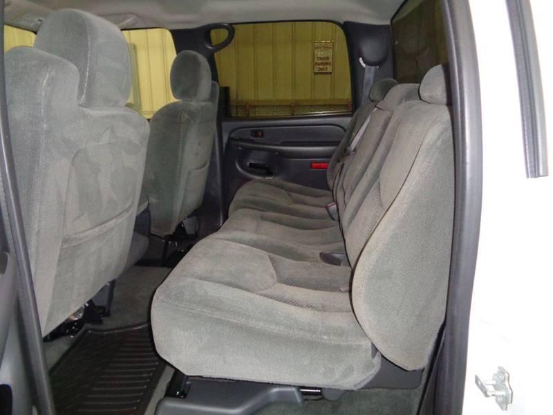 2004 Chevrolet Silverado 1500 4dr Crew Cab Z71 4WD SB - Fargo ND