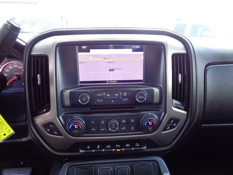 2016 GMC Sierra 1500 4x4 Denali 4dr Crew Cab 5.8 ft. SB - Fargo ND