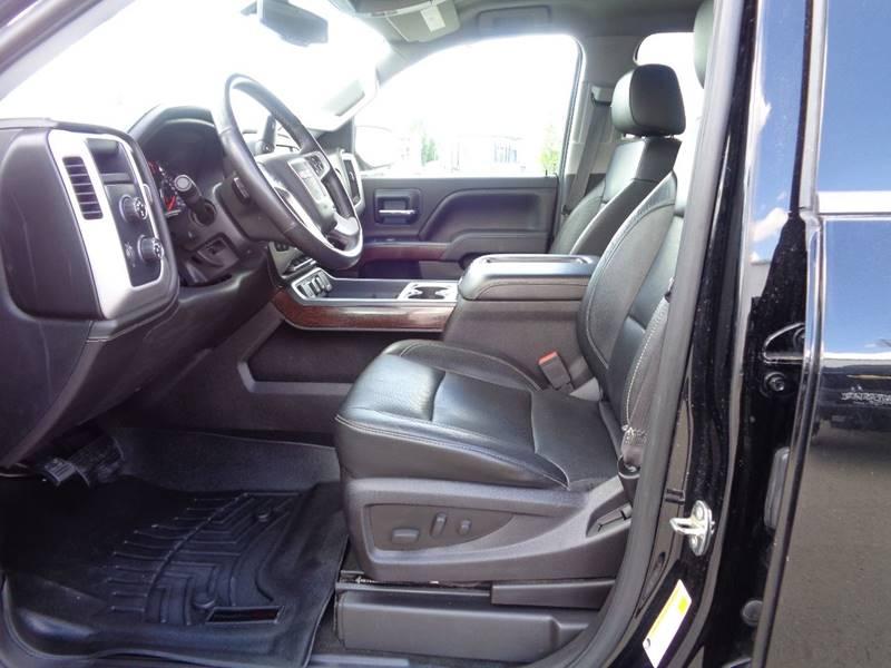 2014 GMC Sierra 1500 4x4 SLT 4dr Crew Cab 5.8 ft. SB - Fargo ND