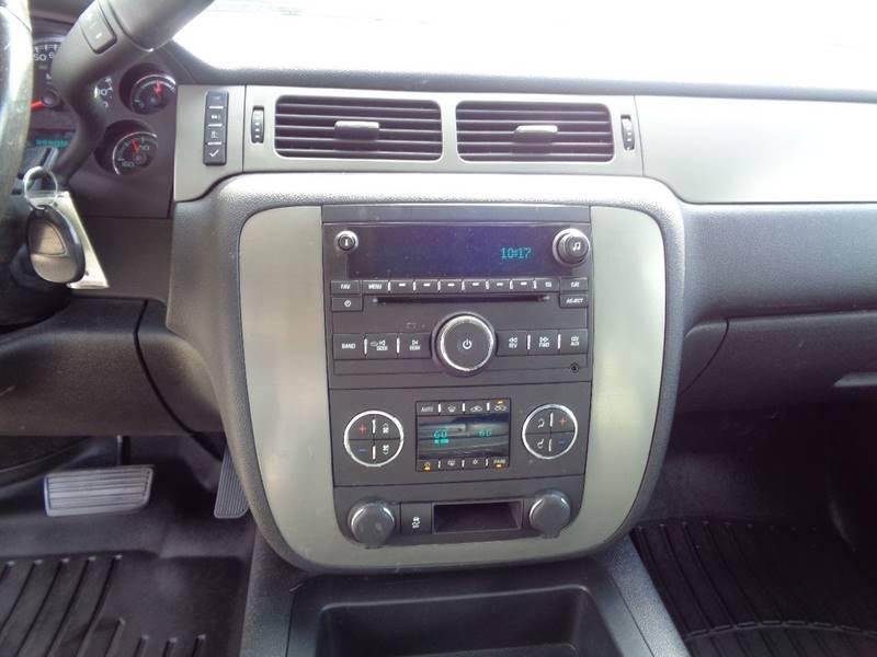 2014 Chevrolet Silverado 2500HD 4x4 LTZ 4dr Crew Cab SB - Fargo ND