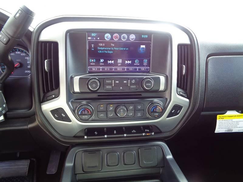 2017 GMC Sierra 1500 4x4 SLT 4dr Crew Cab 5.8 ft. SB - Fargo ND